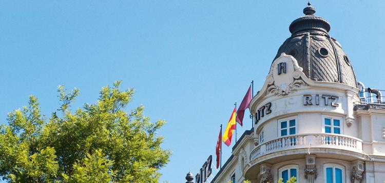 Hotel Ritz by Belmond Madrid