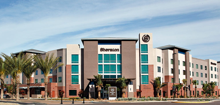 Sheraton Mesa Hotel at Wrigleyville West in Mesa