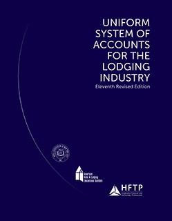 Uniform System Of Accounts For The Lodging Industry - Cover