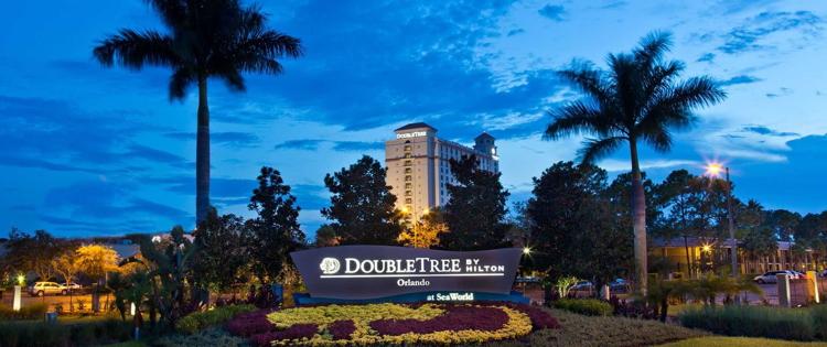 DoubleTree by Hilton Orlando at Sea World