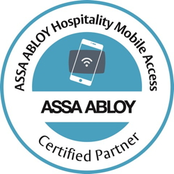 assa abloy hospitality launches certified partnership. Black Bedroom Furniture Sets. Home Design Ideas