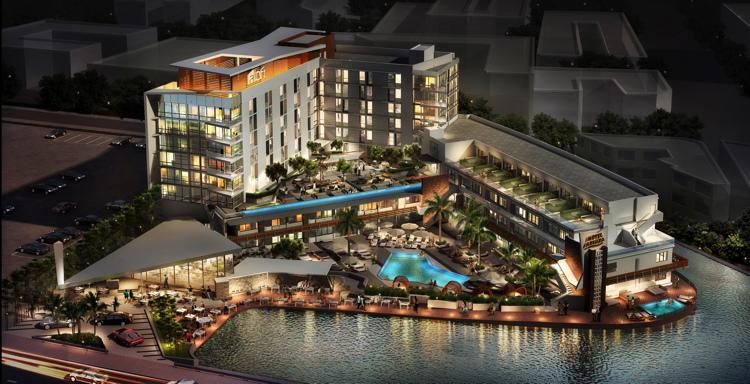 Aloft South Beach