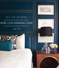 Cover from the 2015 Hotel Cost Estimating Guide
