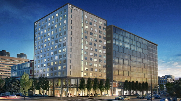 Hilton Garden Inn Seattle Downtown Opens