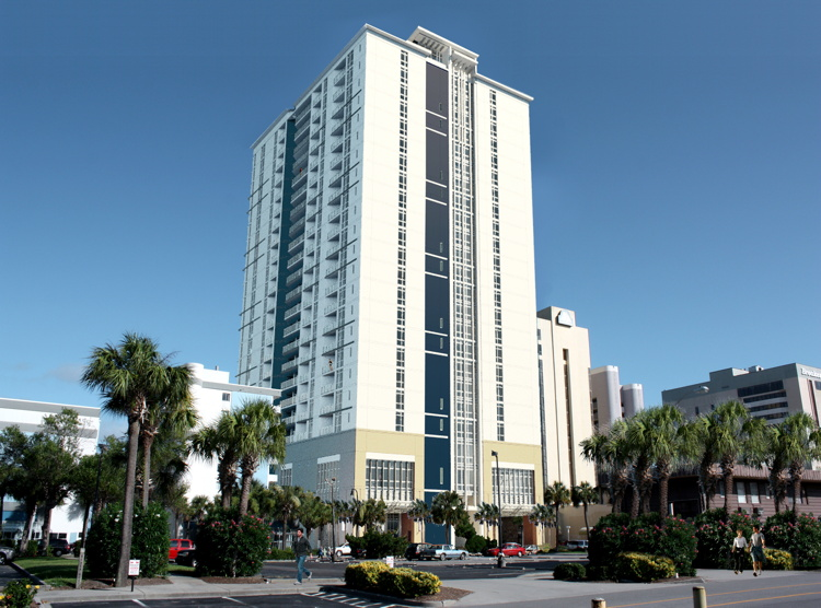 Hilton Hotel North Myrtle Beach