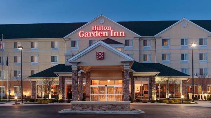 Good Hilton Garden Inn Merrillville Design