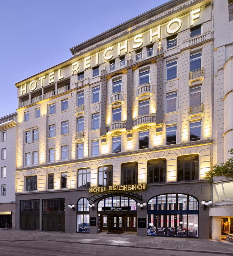 Reichshof Hamburg Hotel