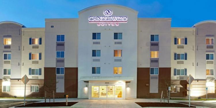 Candlewood Suites St Clairsville Ohio
