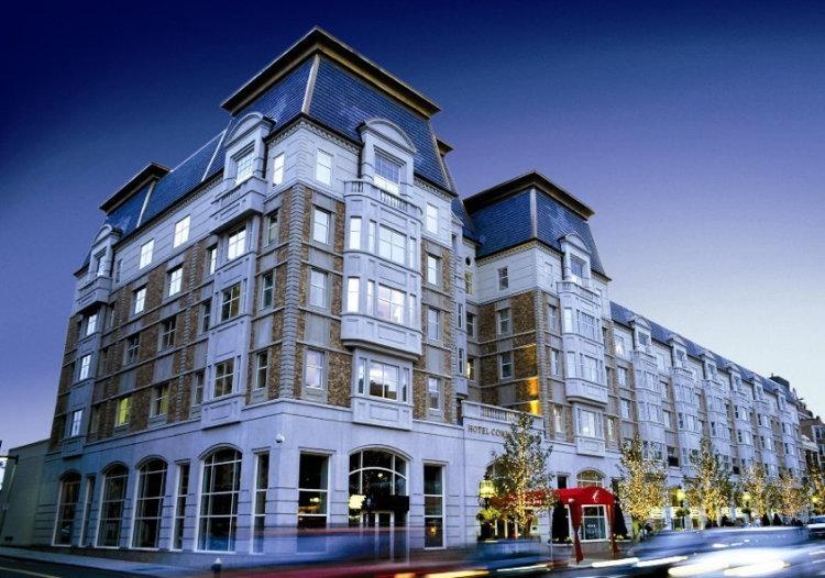 The Hotel Commonwealth In Boston