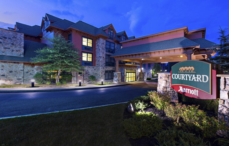 Courtyard By Marriott In Lake Placid New York Hotel Equities
