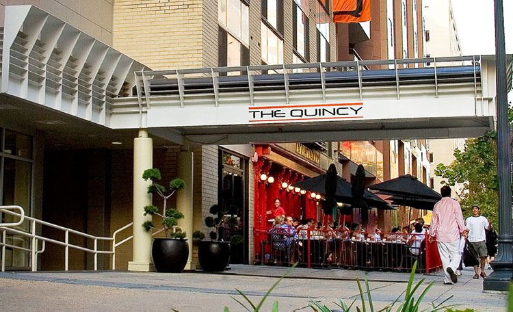 The Quincy Hotel in Downtown Washington D.C.