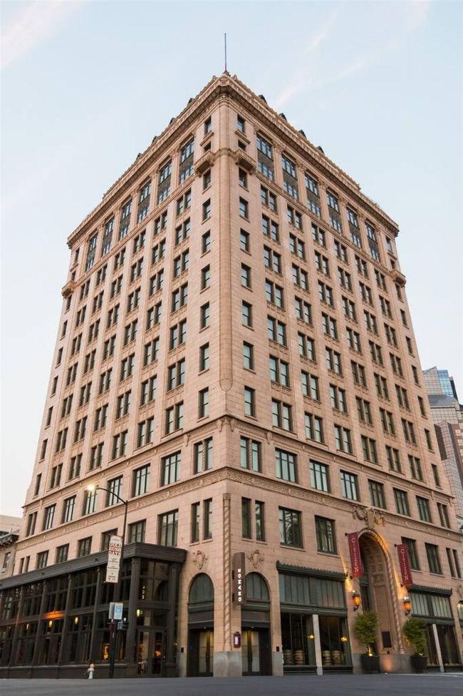 The Citizen Hotel in Sacramento - Exterior