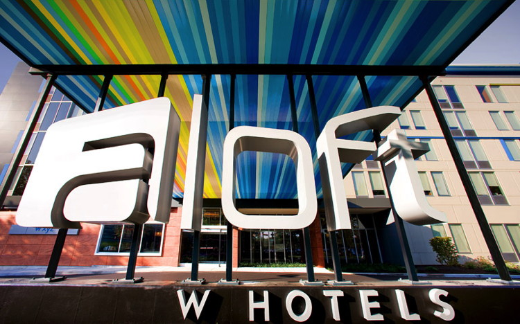 Aloft College Station Hotel in Texas