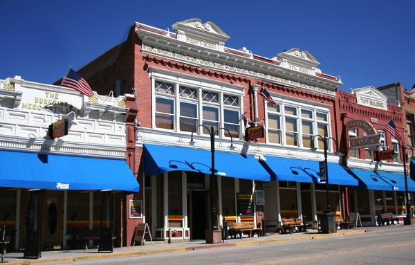Bronco Billy's Casino and Hotel in Cripple Creek, Colorado