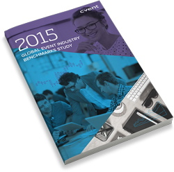 Cover of Cvent Global Event Benchmarks Study