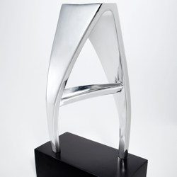 The HSMAI Adrian Awards statue