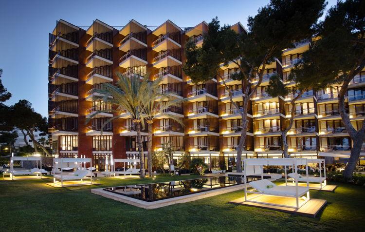 Meli to convert mallorca hotel to gran meli de mar for Gran melia hotel
