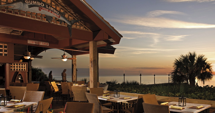 Gumbo Limbo Restaurant at the Ritz-Carlton, Naples