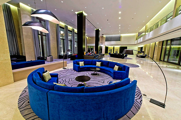 Hormuz Grand Hotel Muscat Joins The Quorvus Collection