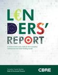 Cover - 2015 CBRE Lenders' Report