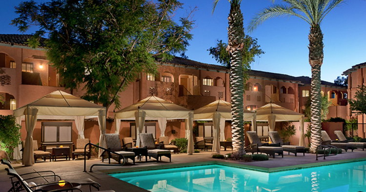 Hotels Near Kierland Commons Scottsdale Az