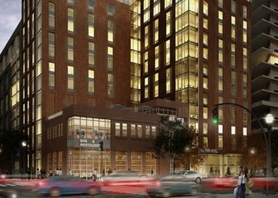 Hampton Inn & Suites by Hilton Washington D.C. Navy Yard
