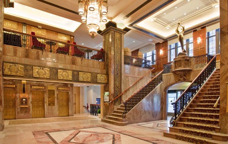 Hotel Phillips in Kansas City