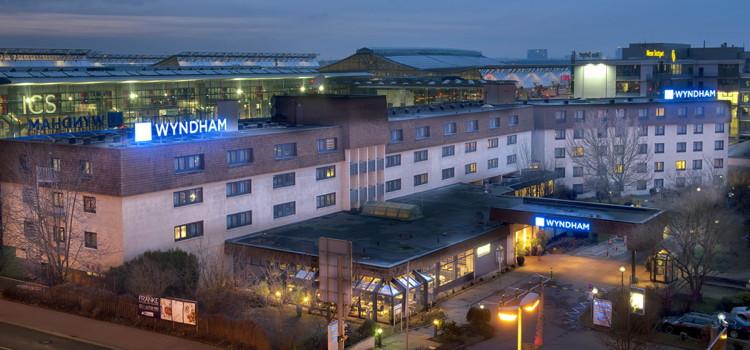 Wyndham Stuttgart Airport Messe Hotel