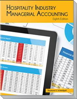 Hospitality Industry Managerial Accounting Textbook Cover