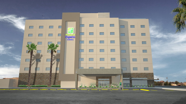 Holiday Inn Express Suites Mexicali Opens In Mexico
