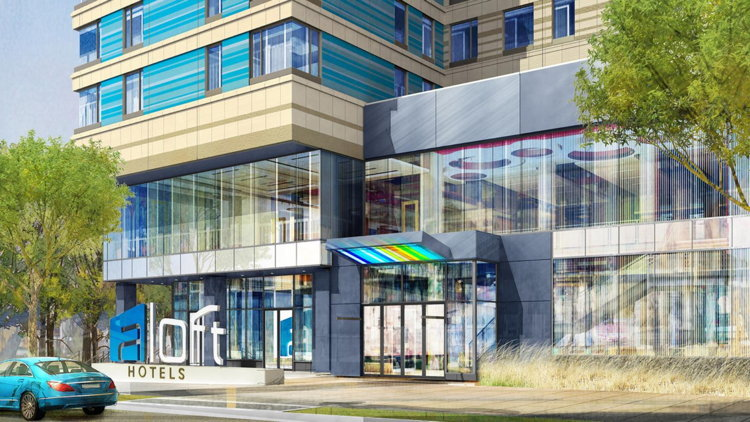 Starwood Opens Dual Branded Aloft And Element Hotel Development In Boston