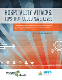 Cover - Hospitality Attacks: Tips That Could Save Lives