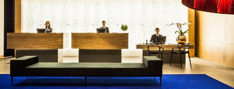 Radisson Blu São Paulo Reception