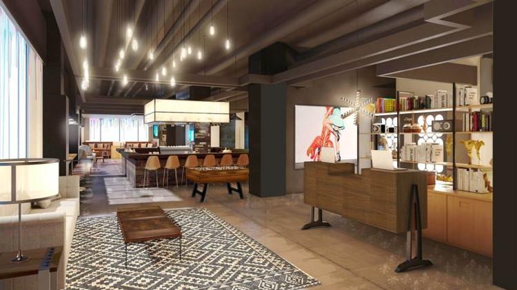 Marriott International's New Lifestyle Hotel Brand to Make U.S. Debut in Spring 2016