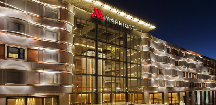 The Hague Marriott Hotel - Exterior