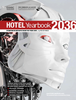 Cover - The Hotel Yearbook 2036