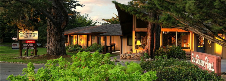 San Simeon Pines Resort