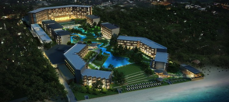 Rendering of Hua Hin Marriott Resort & Spa