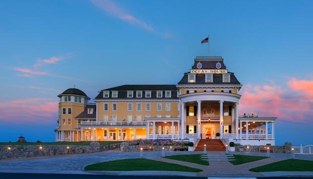 Rhode Island Beach Resorts