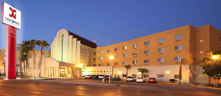 Casa Grande Ciudad Juarez Hotel