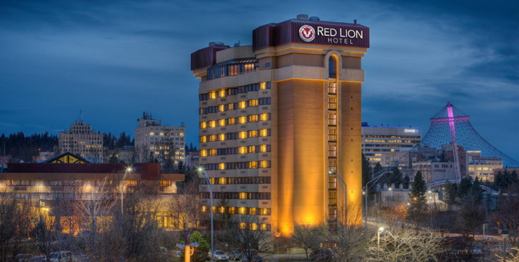 Red Lion Inn & Suites Spokane