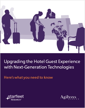 Cher - ebook - Upgrading the Hotel Guest Experience with Next-Generation Technologies