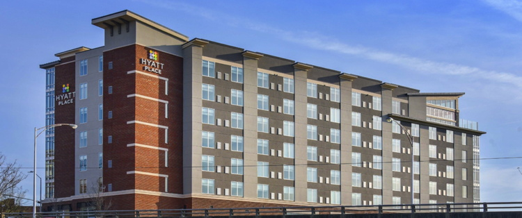 Hyatt Place Asheville/Downtown Hotel
