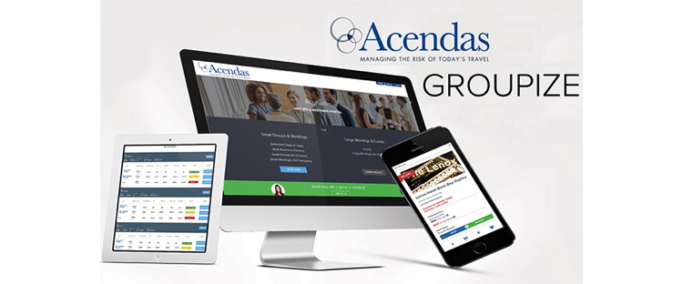 Acendas and Groupize screenshot