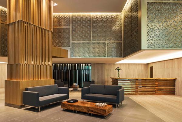 Oasia Suites Kuala Lumpur Lobby