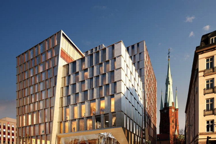 Scandic Continental Hotel in Stockholm