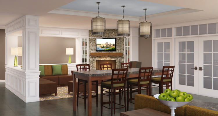 Baymont Inn & Suites protoype suite