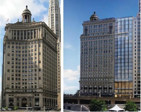 LondonHouse Chicago Hotel