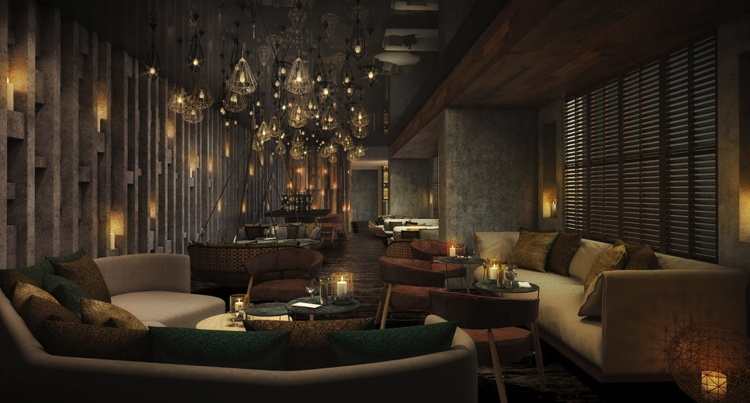 298 room renaissance downtown hotel dubai to open end of 2016 for Art hotel dubai