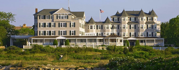 The Harbor View Hotel, Edgartown, MA
